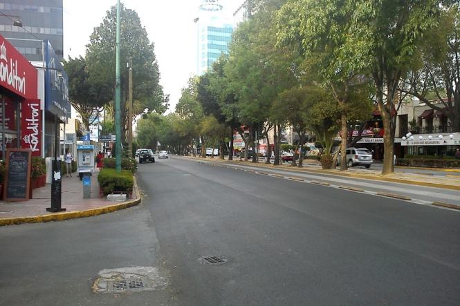 Avenida Insurgentes Sur (México DF)