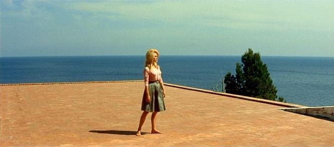 El desprecio (Le mépris, Jean-Luc Godard, 1963)
