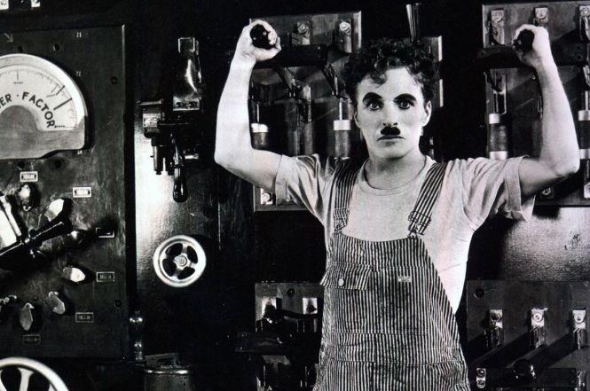 Modern Times (Charles Chaplin, 1936)